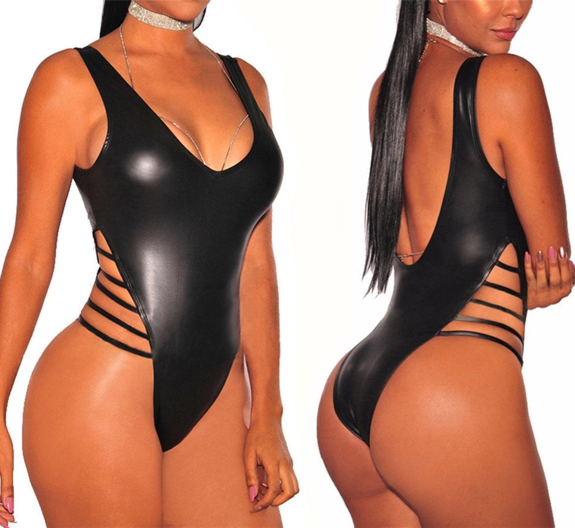 Hot Sexy Body In Black Lycra Brilliant - Dream-Luxury-6642