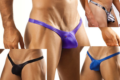 "JOE SNYDER Bulge String-Tanga ""JS Bul 02 Thong"""