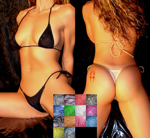 Dream-Luxury Brazil-String-Bikini 14 colours