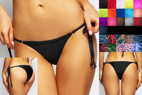 Brazil Mini-Tanga 26 colours